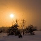Snow Squaw Sunset by BigD