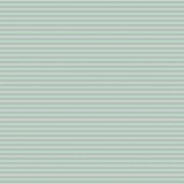 Mini Sage Green and White Horizontal Pin Stripes by podartist