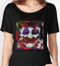 John Wayne Gacy. All the world loves a clown. Women's Relaxed Fit T-Shirt