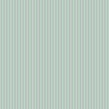 Mini Sage Green and White Vertical Pin Stripes by podartist