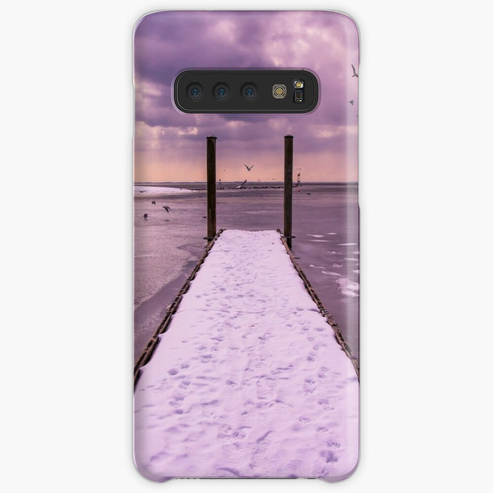Winter Dock Case & Skin for Samsung Galaxy