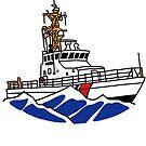 USCG 87 Patrol Boat by AlwaysReadyCltv