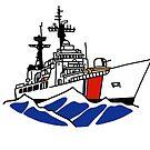 USCG 378 High Endurance Cutter by AlwaysReadyCltv