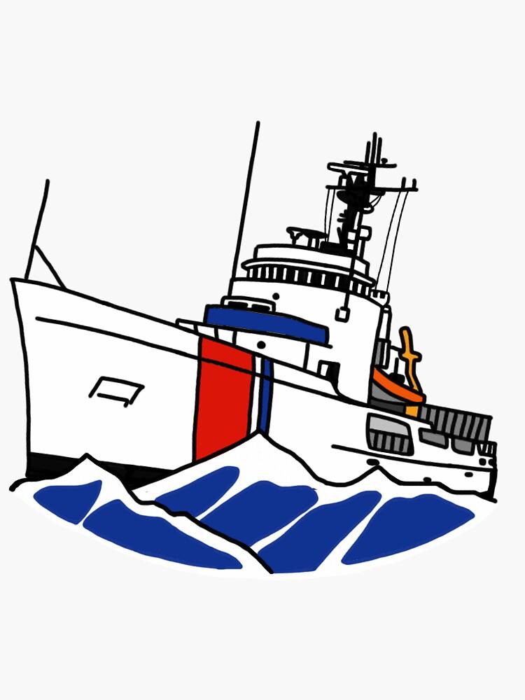 USCG 210 Reliance Class Cutter by AlwaysReadyCltv