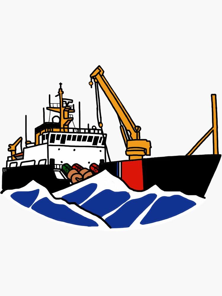 USCG Buoy Tender by AlwaysReadyCltv