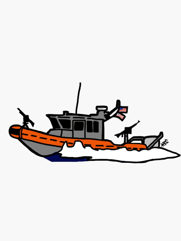 USCG Defender Class Response Boat by AlwaysReadyCltv