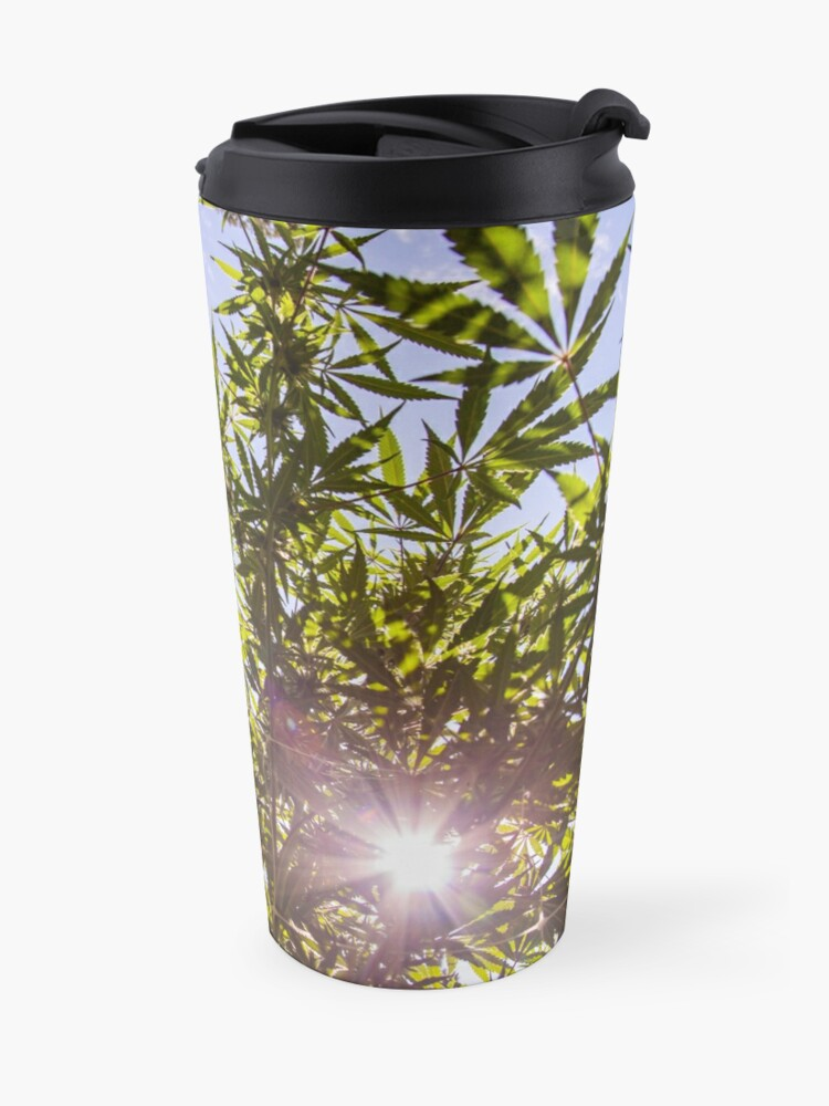Alternate view of Sunshine Ganja Travel Mug