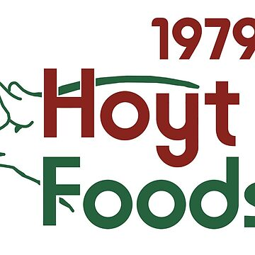 Hoyt Foods 1979 tee shirt by BartsGeekGifts