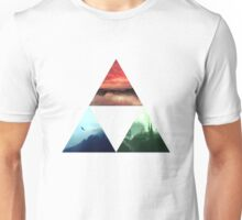 Triforce Design Unisex T-Shirt