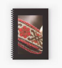 Tyrolean  Spiral Notebook