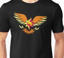 Sunset Shimmer phoenix cutie mark Unisex T-Shirt
