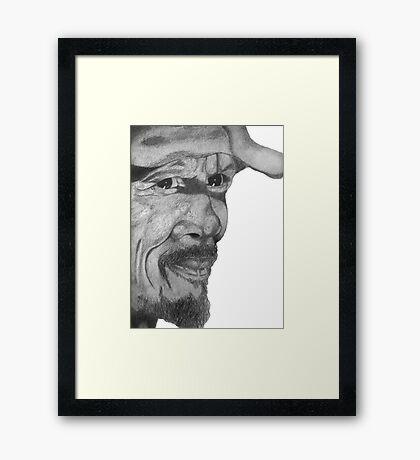 SOTHO Framed Print