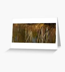 Zen and Reflection Greeting Card
