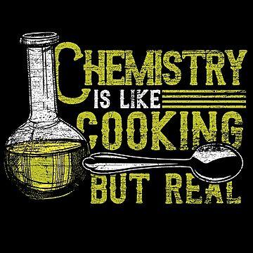 Chemistry kitchen by GeschenkIdee