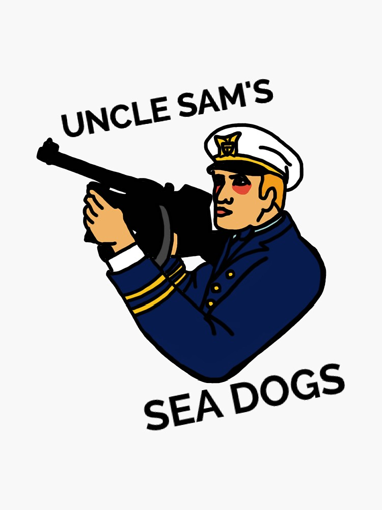 Uncle Sam's Sea Dogs by AlwaysReadyCltv