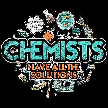 Chemistry chemicals by GeschenkIdee