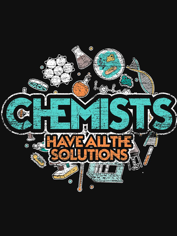 Chemistry chemicals by GeschenkIdee