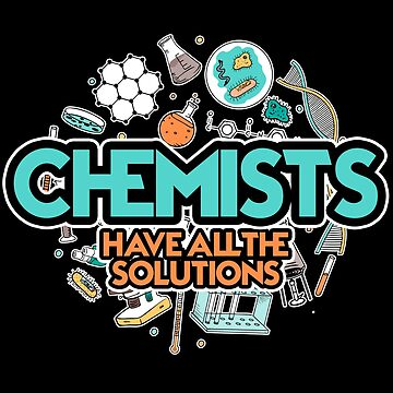 Chemistry solutions by GeschenkIdee