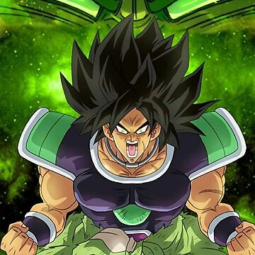 Broly  by DeadThreads