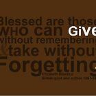 give & take by jegustavsen