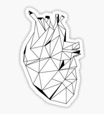 Stone Heart Sticker