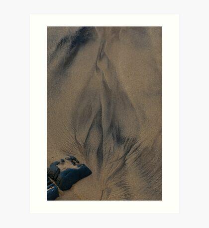 Gaia's Torch Art Print