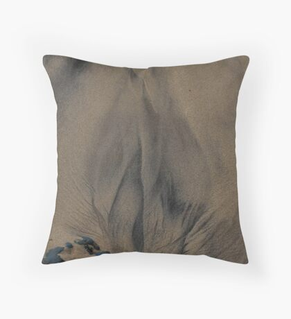 Gaia's Torch Throw Pillow