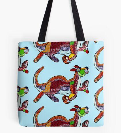 Chill Out Känguru Tote Bag