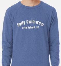 Salzige Badebekleidung Leichter Pullover