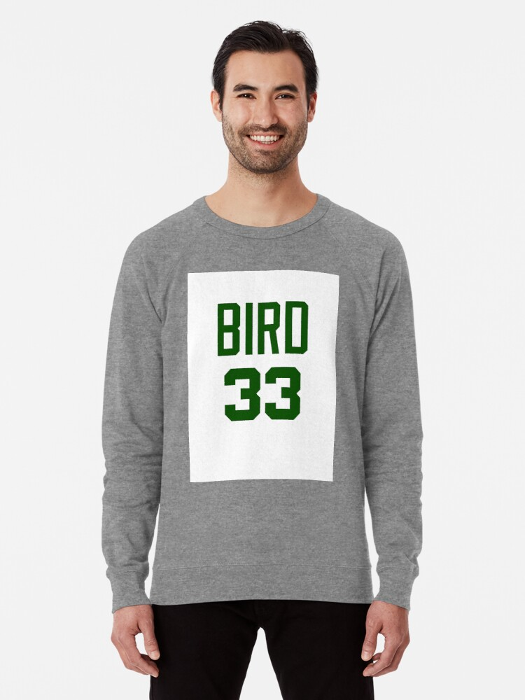 huge discount a2231 1c123 'Larry Bird Boston Celtics Jersey' Lightweight Sweatshirt by CGroenheide