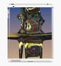 Stratosphere Gardens Art Museum iPad Case/Skin