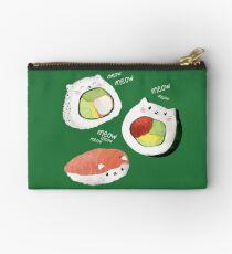 Cute Sushi Rolls Studio Pouch