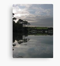 MIRRORLAND 2 Canvas Print