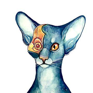 Feline Online von CapBadgered