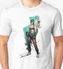 APB Reloaded Cool Crime Girl T-Shirt
