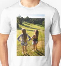 Fields of freedom Slim Fit T-Shirt