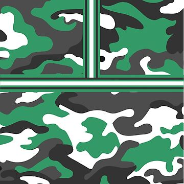 Match Point - Camouflage Tennis by GR8DZINE