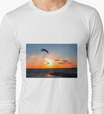 Relaxation Therapy Long Sleeve T-Shirt