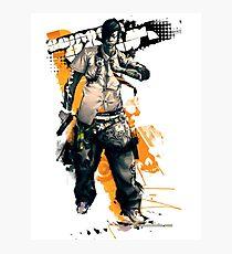APB Reloaded Cool Enforcer Boy Photographic Print