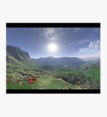 Humble Valley: REALISTIC SCENE # 2 Photographic Print