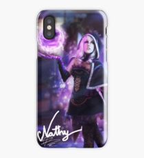 ~: Viola by Nathy :~ iPhone Case