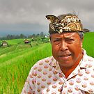 People of Bali 3 by Adri  Padmos