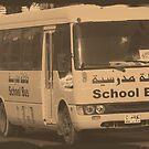 School Bus by Jo McGowan