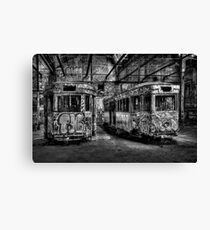 Gone But Not Forgotten Canvas Print