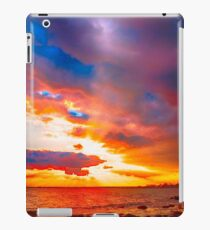 Saturated iPad Case/Skin