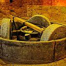 Romanesque olive mill, Idanha-a-Nova, Beira Baixa, Portugal by Andrew Jones
