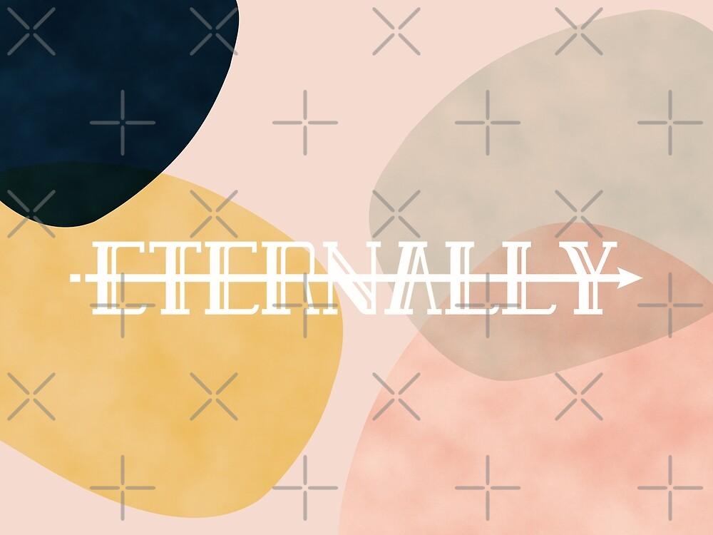 Eternally #redbubble #love by designdn