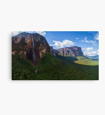 Angel falls - Venezuela Canvas Print