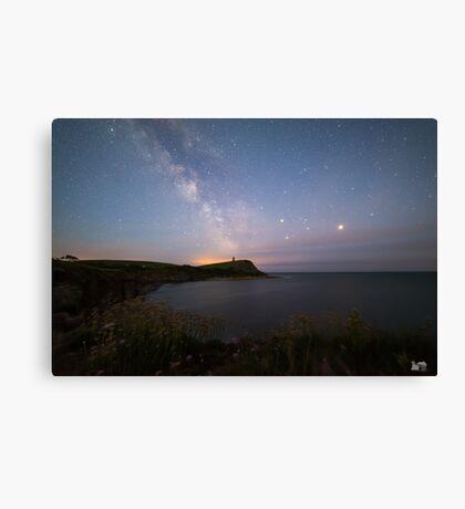 Dorset - Milky Way Canvas Print