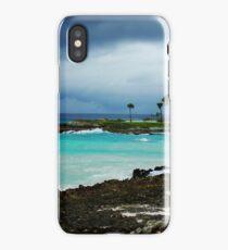 Atlantic evening iPhone Case/Skin